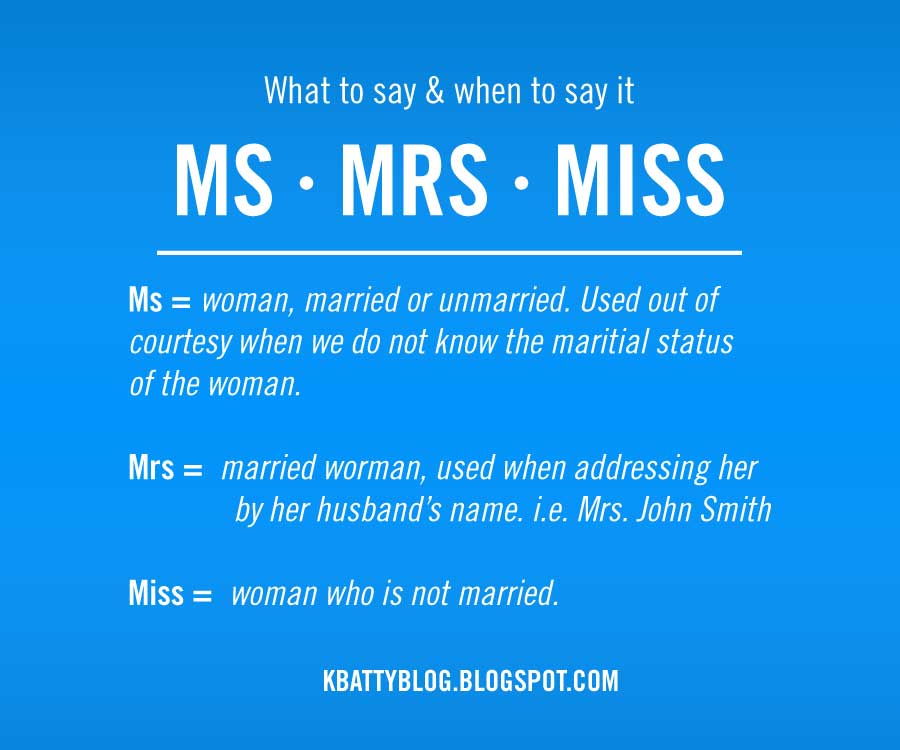 k batty blog ms mrs miss greetings decoded