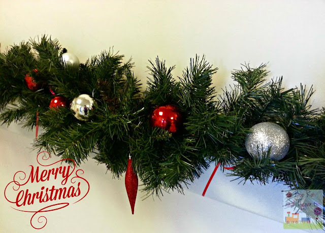 Christmas Green Garland Review