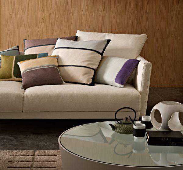 Cojines en la sala ideas para decorar dise ar y mejorar for Adornos decorativos para sala
