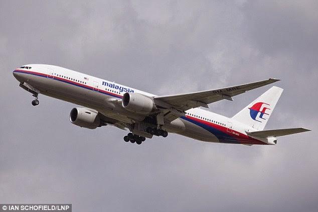 Malaysia Airlines MH-17 Ditembak Jatuh di Ukraina