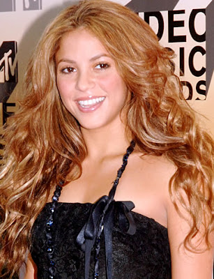 Shakira Hollywood Singer