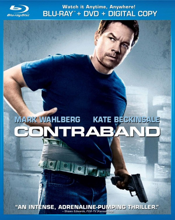 Contraband (2012) Poster