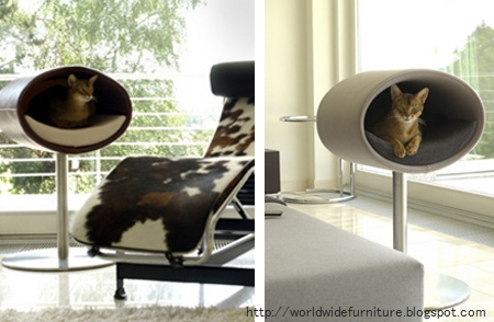this furniture equipped with cushions colorful machine washable and suitable for tumble drying if you are interested in modern cat furniture
