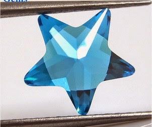 CZ-Aqua-Blue-Five-Star-Stone-China-Wholesale