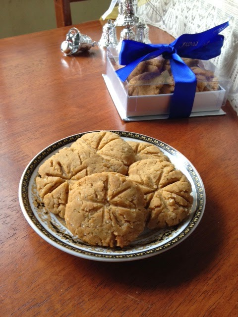 vegan whole wheat ginger cookies 2