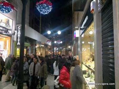 Rue Neuve Tiendas Compras Bruselas
