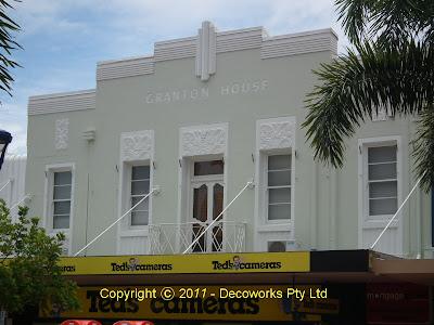 Art Deco Granton House