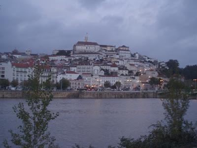 Coimbra, río Mondego