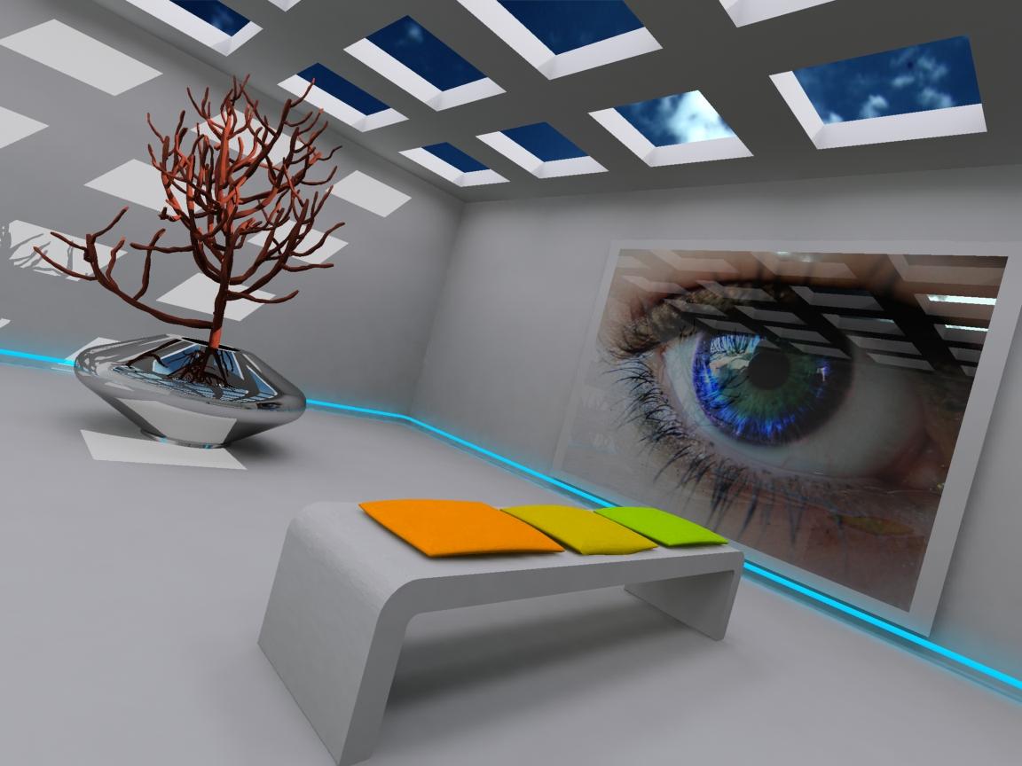 3d room wallpapers hd wallpapers for Room design hd wallpaper