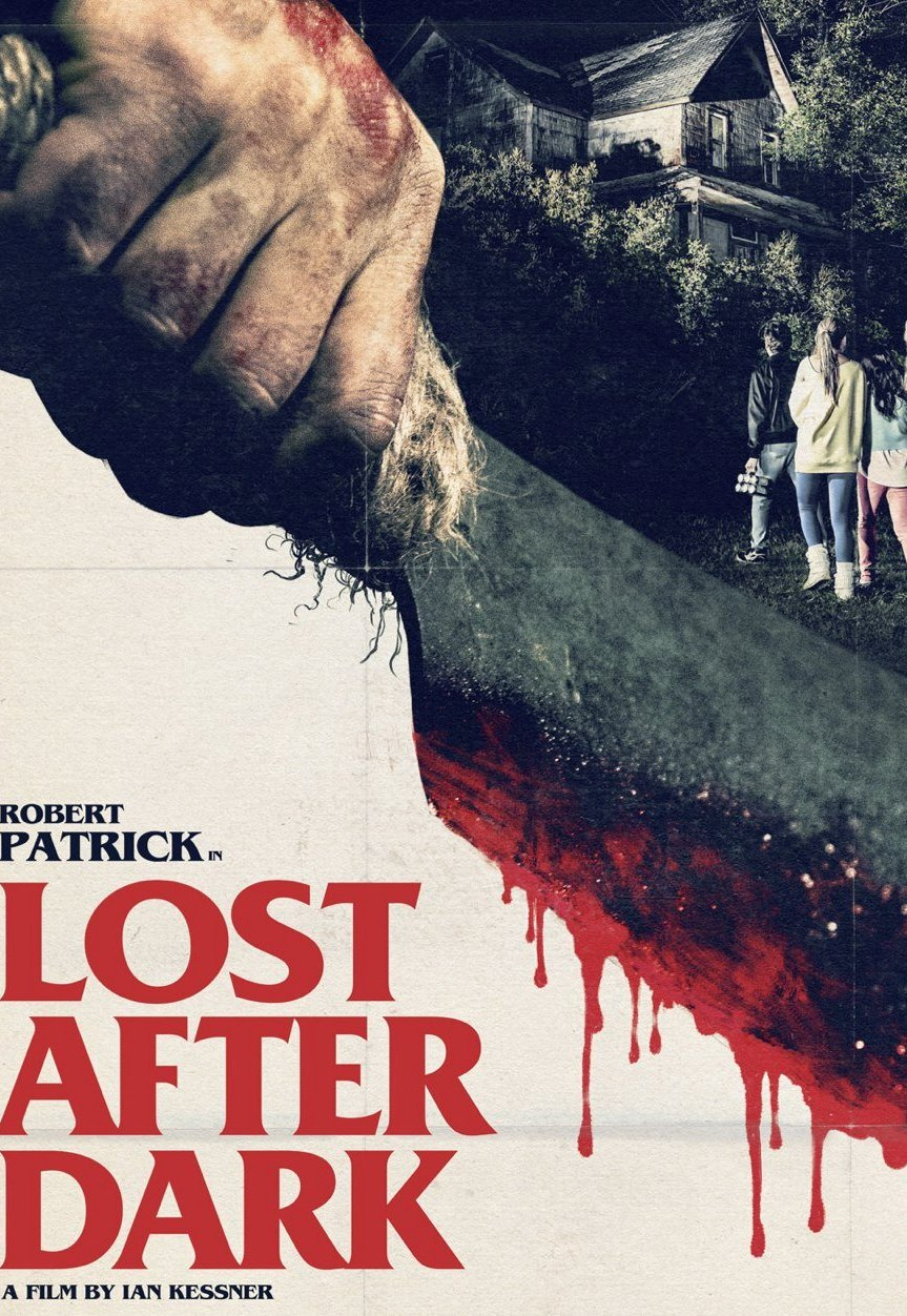 2,500 Movies Challenge: #1,853. Lost After Dark (2014)