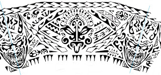 Maori Tatto on Blu Sky Tattoo Studio  Maori Significato 297