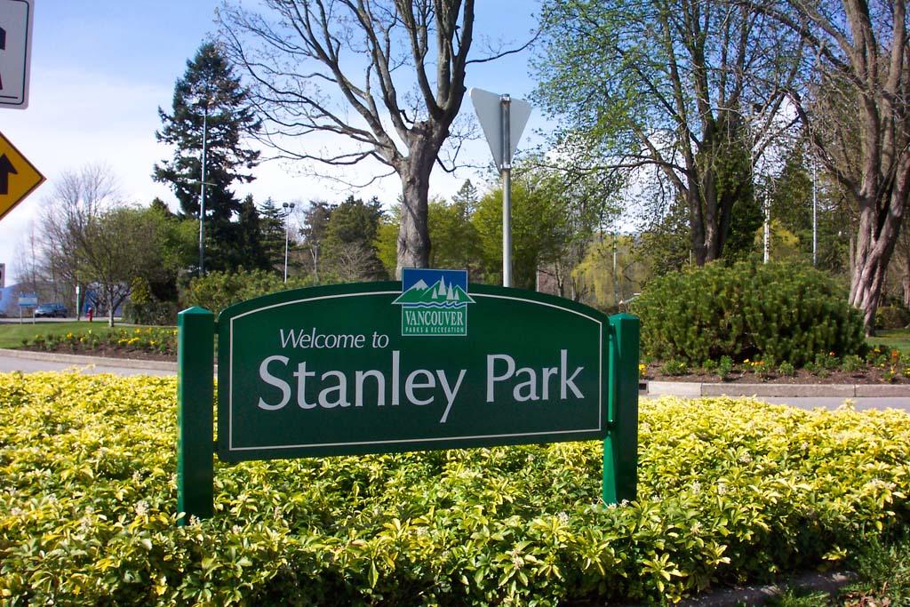 Que hacer en stanley park, vancouver, canadá
