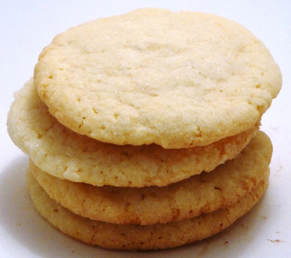 Soft Sugar Cookie Soft and chewy sugar cookies
