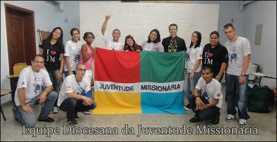 Diocese de Guarulhos/SP elege nova coordenação da JM