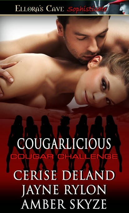 Cougarlicious  Now in Print!