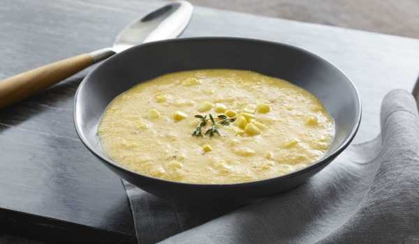 Golden Corn Soup - Kim's Welcoming Kitchen