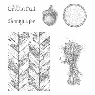 Stampin' Up! Truly Grateful Stamp Set