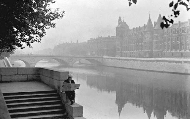 Antiguas fotos de París (1920)