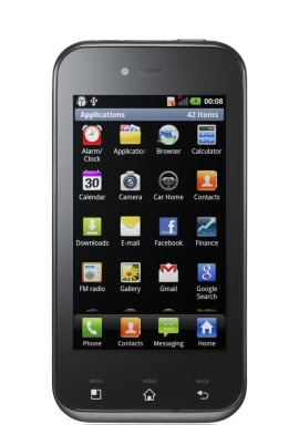 New LG Optimus Sol aka LG-D730