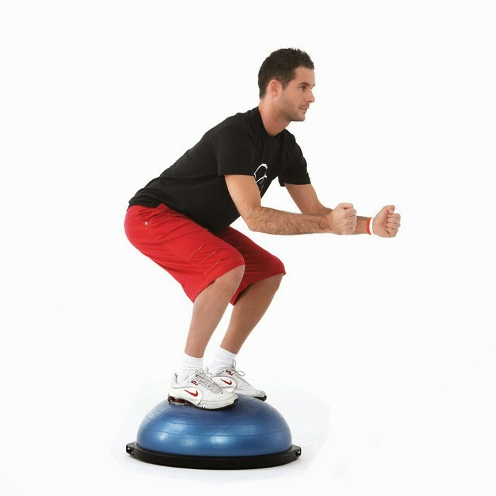 bosu balance trainer essay