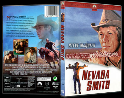 Nevada Smith [1966] cine clasico western