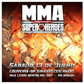 MMA Super Heroes