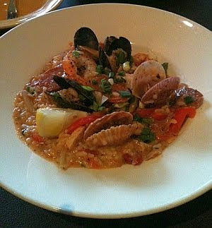 Union Street Grill Jambalaya in Courtenay