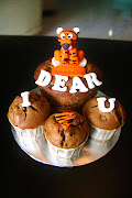 Anthony's Tiger Year Birthday Cake