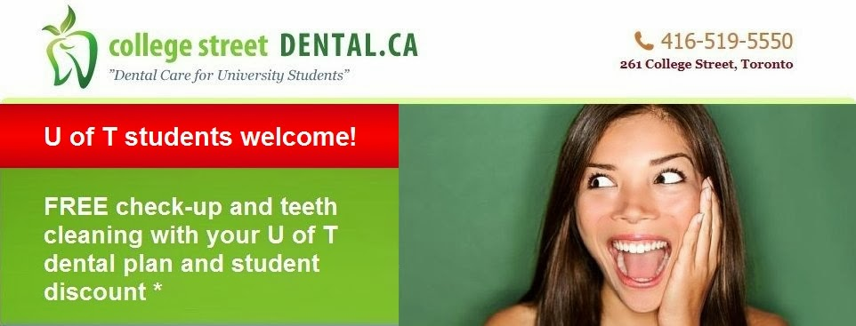 College Street Dental - U of T Dental Plan