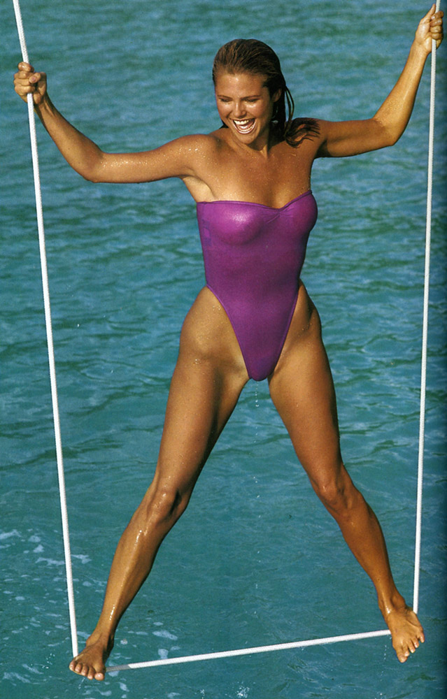 Apologise, christie brinkley nude simply