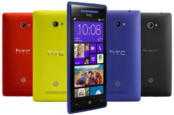 Daftar harga Hp merk HTC Februari 2015