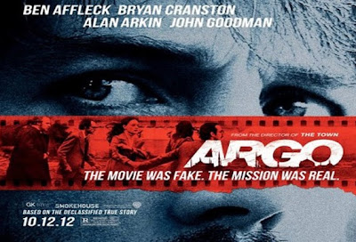 Oscar 2013 Best Picture of the Year Argo (2012)