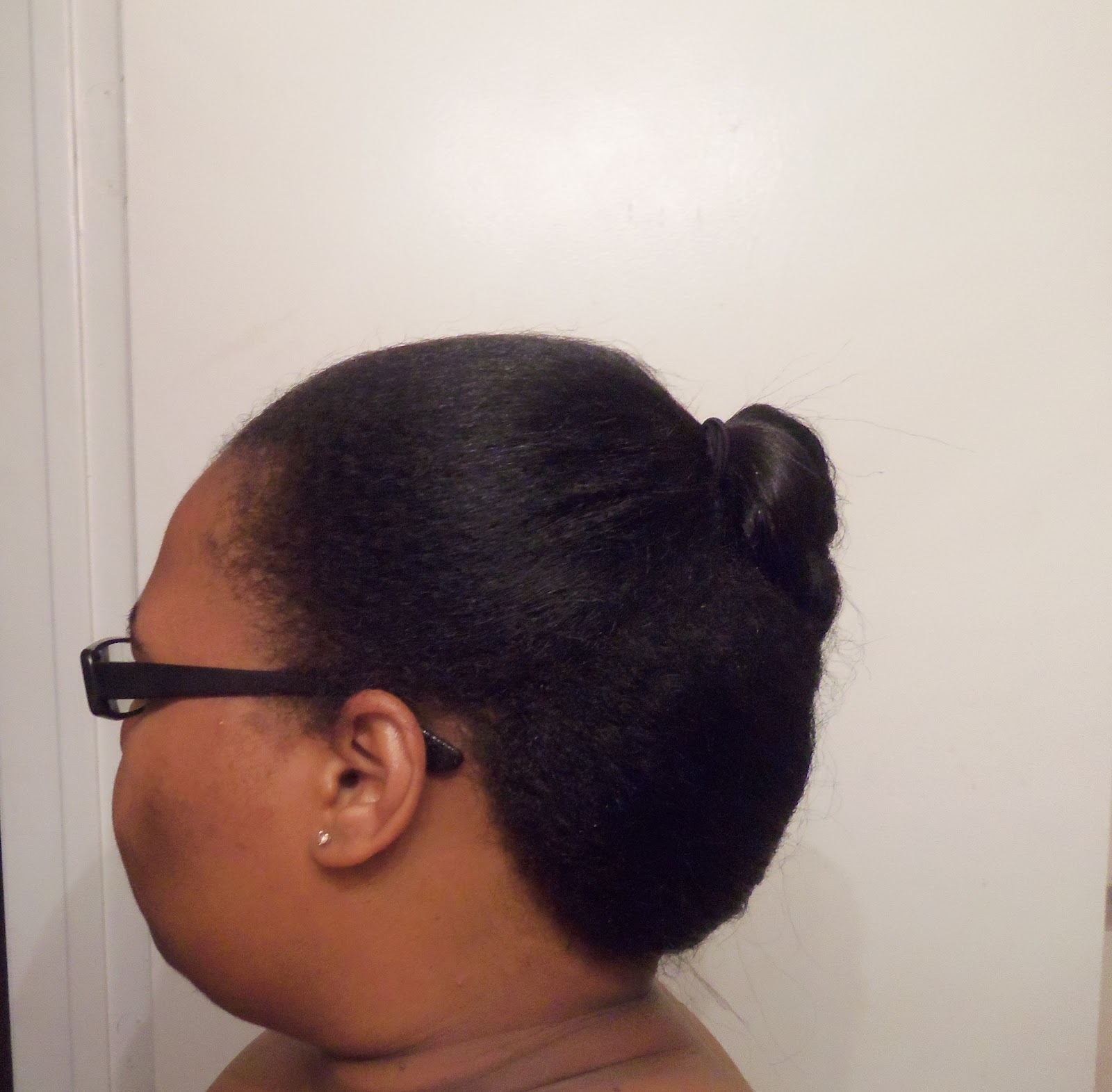 Natural Hair Braided Updo Hairstyles
