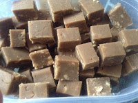 homemade peanut butter fudge