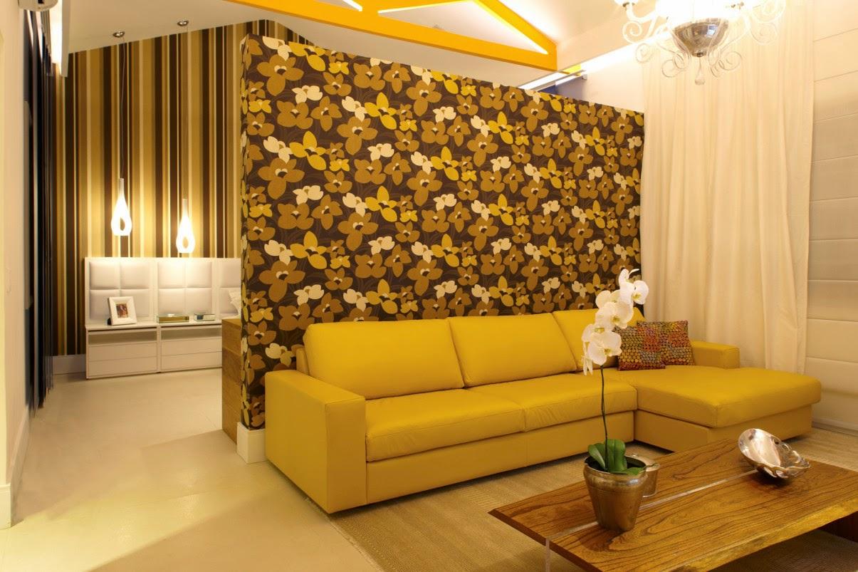 Significado das cores segundo o Feng Shui para os ambientes ~ Unisol  #C48D07 1205x803 Banheiro Amarelo Feng Shui