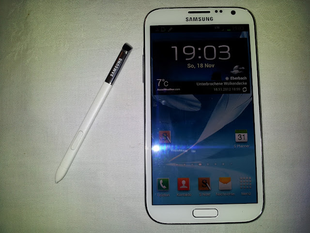 SAMSUNG GALAXY NOTE III (3) Android Mobile Phone New Images and Features Photos Picture 2