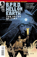 B.P.R.D.: Hell on Earth - The Abyss of Time #103 Cover