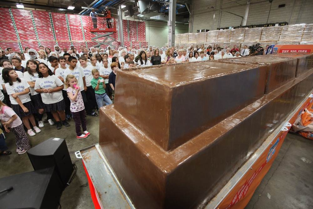 Longest Chocolate Bar