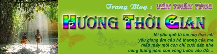 Văn Thiên Tùng   - HƯƠNG THỜI GIAN