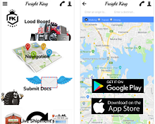 Cross-Platorm App of the Month - Freight King