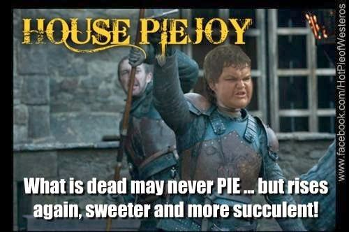hot pie game of thrones memes