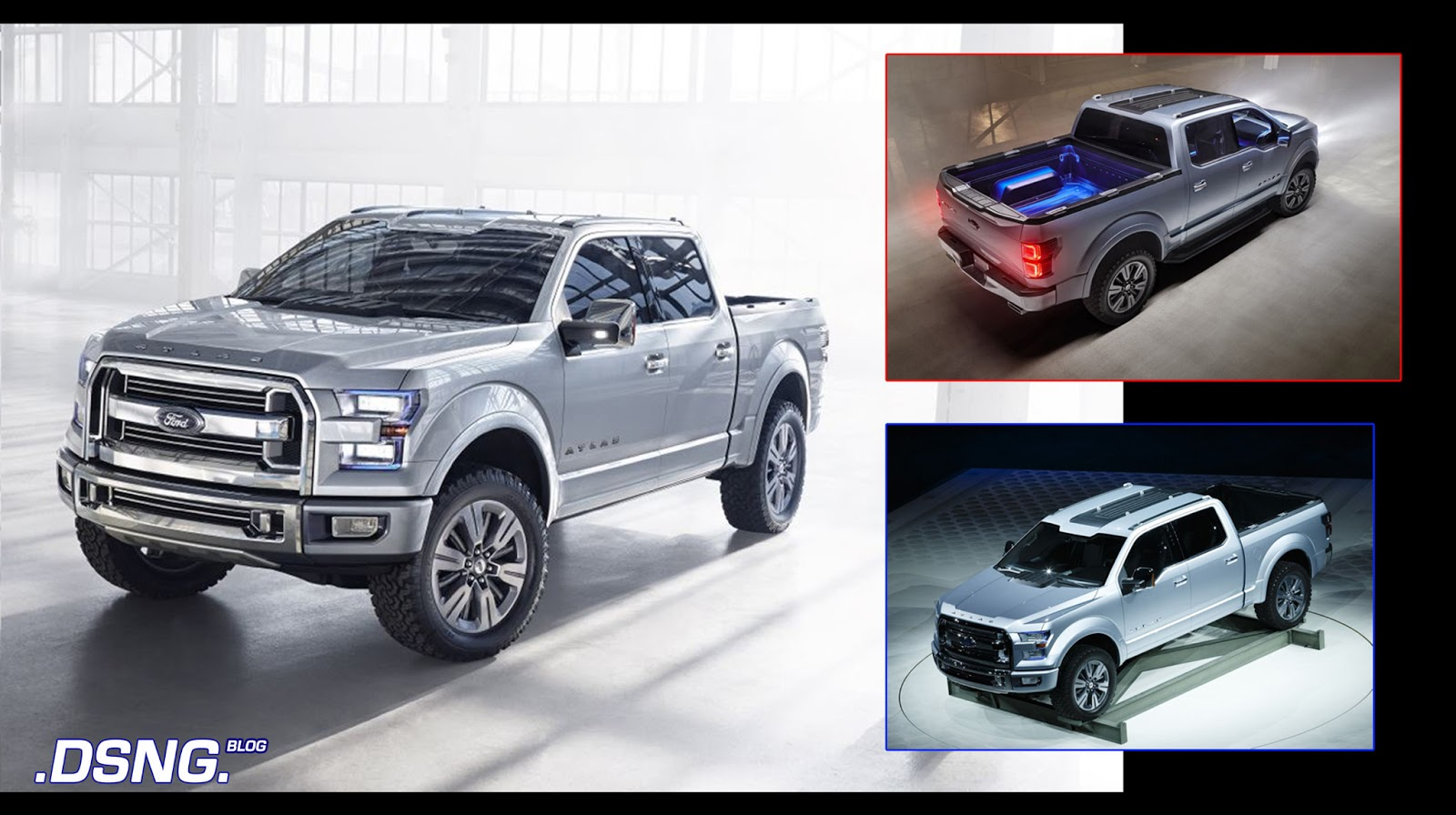 Ford Atlas Wallpaper