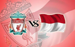 Hasil Skor dan Highlights Video Indonesia vs Liverpool 0-2 Sabtu 20 Juli 2013