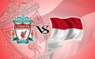 Indonesia vs Liverpool