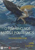 VII CEVE: O feminino nos mitos