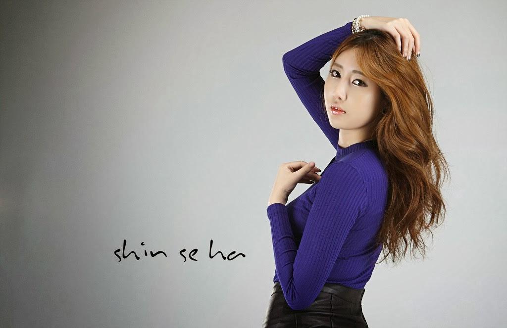 Shin Se Ha - Mid February Studio Work ~ Cute Girl - Asian Girl