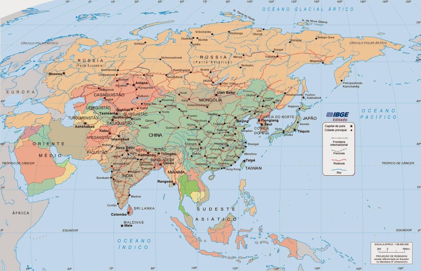 Viaje a la Historia David Gmez Lucas MAPAS DE ASIA