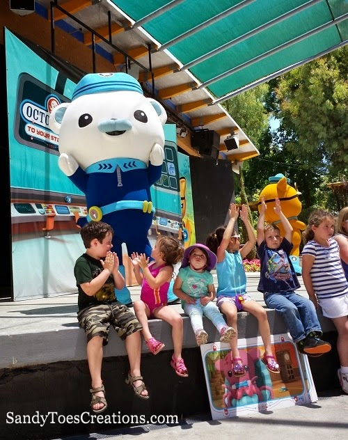 #Octonauts #liveshow & #FamilyFun at #GilroyGardens #save $20 #discounttickets