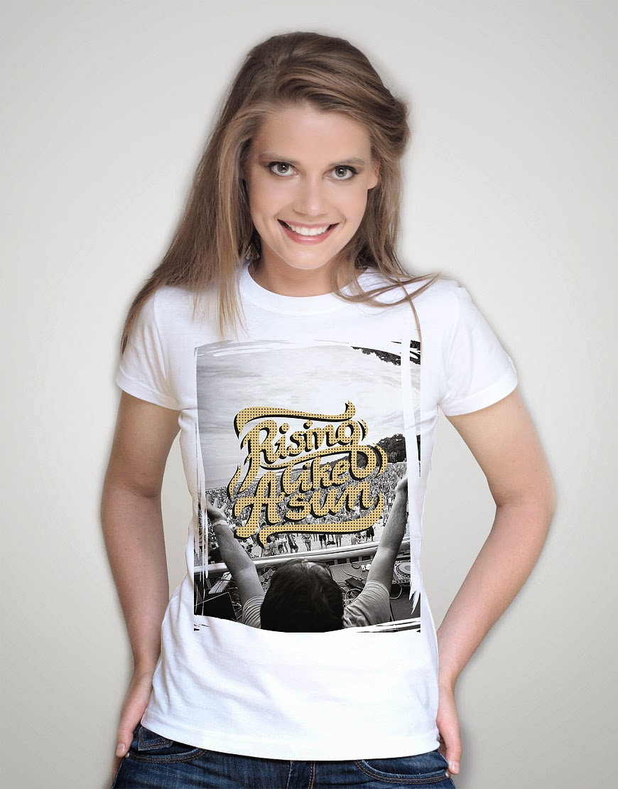 koszulka Sunrise damska