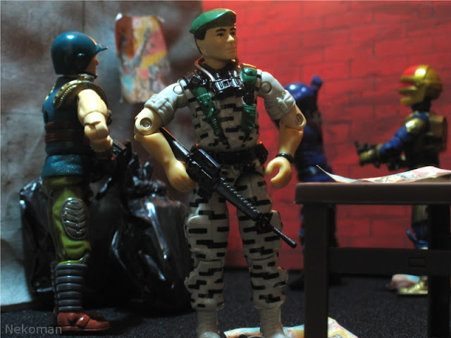 GI Joe G.I. Joe Hasbro Cobra Falcon Duke Flint Super Sonic Fighters 1991 Vintage